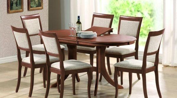 Купить стулья и столы в мебельном центре «Мебель-Маркт»