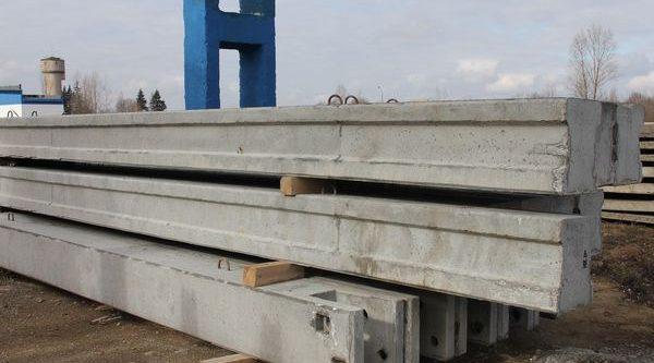 Железобетонные колонны – применение и виды строительного материала